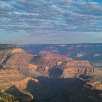 Photo taken at Grand Canyon National Park by Rustem B. on 9/22/2012