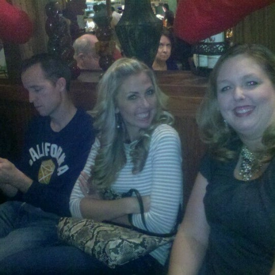 Photo taken at Carrabba's Italian Grill by Eric W. on 11/25/2012