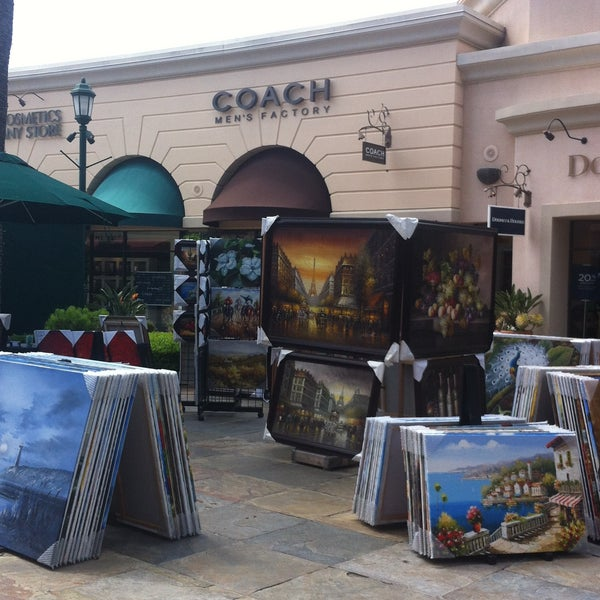 Photo taken at Carlsbad Premium Outlets by Chellie D. on 5/9/2013