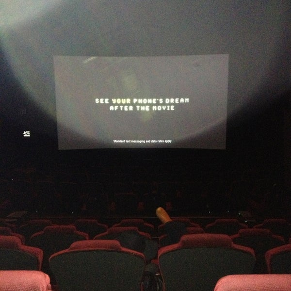 Photo taken at AMC Fashion Valley 18 by Andrew P. on 2/20/2013