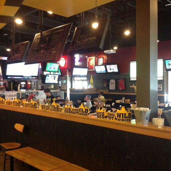 Photo taken at Buffalo Wild Wings by Carl R. on 2/19/2013