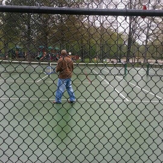 Photo taken at Beech Woods Recreation Center by Sandra E. on 5/14/2014