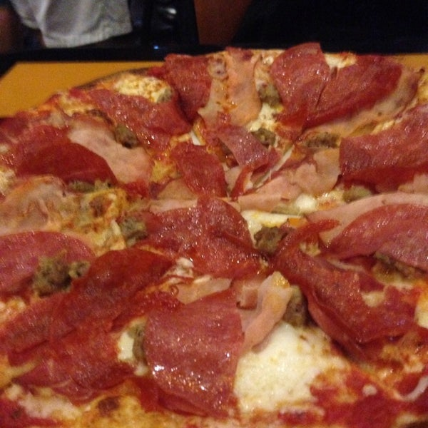 Photo taken at California Pizza Kitchen by Jerwin P. on 8/17/2014