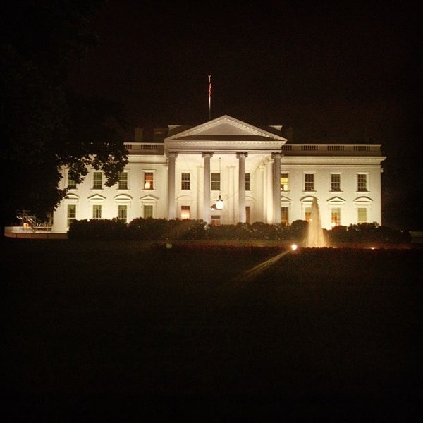 Photo taken at The White House by Corinto C. on 6/29/2013