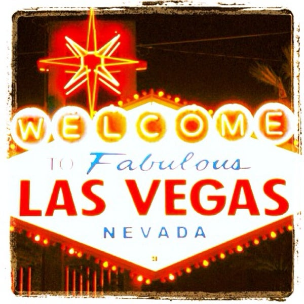 Photo taken at Welcome To Fabulous Las Vegas Sign by Dj TNT A. on 6/26/2013