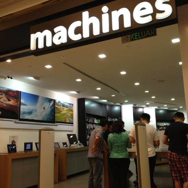 Electronics Store In Kuala Lumpur