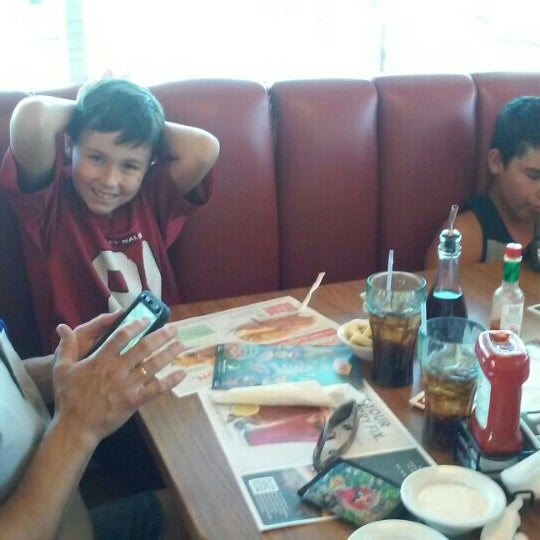 Photo taken at Denny's by Chrissy M. on 6/14/2016