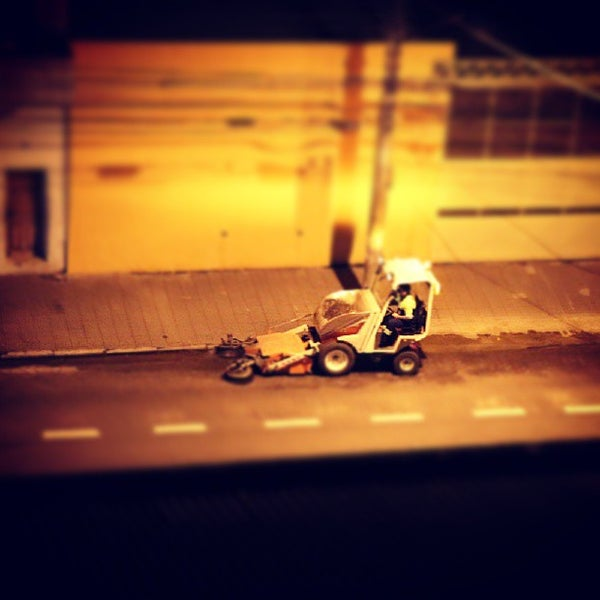 Photo taken at Rua Clélia by Vitor G. on 6/1/2013