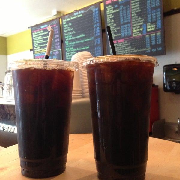 Photo taken at The Coffee Shop NE by John S. on 4/30/2013
