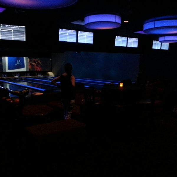 Photo taken at Bowlmor Rockville by Jason P. on 7/2/2013
