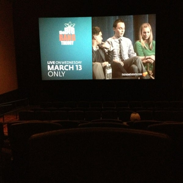 Photo taken at Regal Cinemas Birkdale 16 & RPX by Christine T. on 3/2/2013