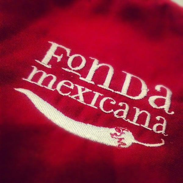 Photo taken at Fonda Mexicana by Horacio R. on 9/20/2012