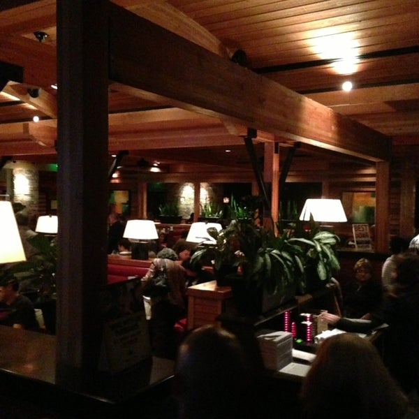 Wood Ranch Restaurant In Chino Hills