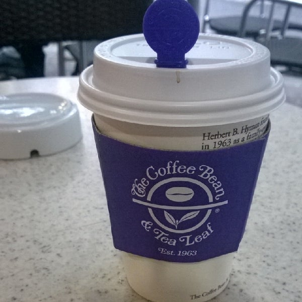Photo taken at The Coffee Bean by Marcus M. on 3/4/2014