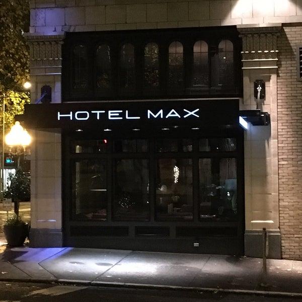 Photo taken at Hotel Max by Taku 目. on 12/11/2015