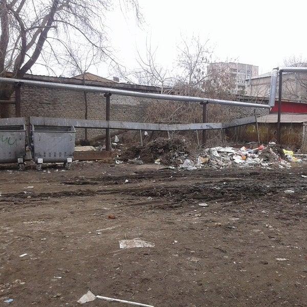 Photo taken at Орал / Уральск / Oral by Almas M. on 3/29/2014