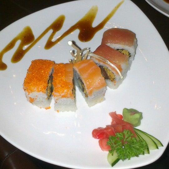 Photo taken at Nori The Japanese Kitchen Lounge by Maťa T. on 10/26/2013