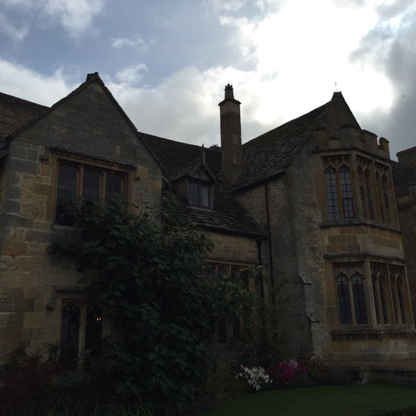 Photo taken at Ellenborough Park by M.G. S. on 9/21/2014