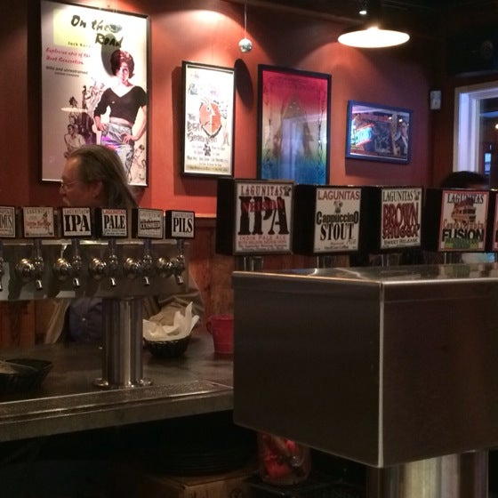 Photo taken at Lagunitas Brewing Company by Morgan D. on 3/13/2014