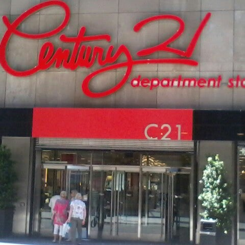 Clothing stores financial district