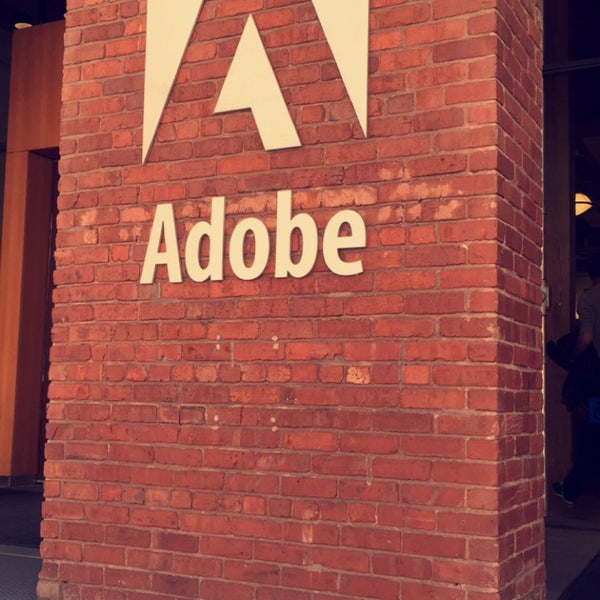 Photo taken at Adobe by Christophe W. on 4/13/2015