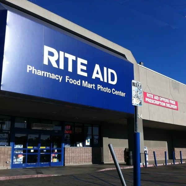 Photo taken at Rite Aid by Karen A. on 9/27/2013