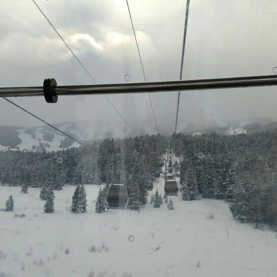 Photo taken at Breck Connect Gondola by Bill S. on 2/3/2016