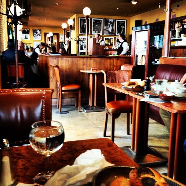 Kaffee Einstein Unter Den Linden