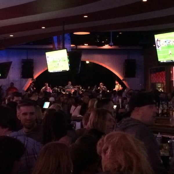 Photo taken at Toby Keith's I Love This Bar & Grill by Parker N. on 12/27/2014