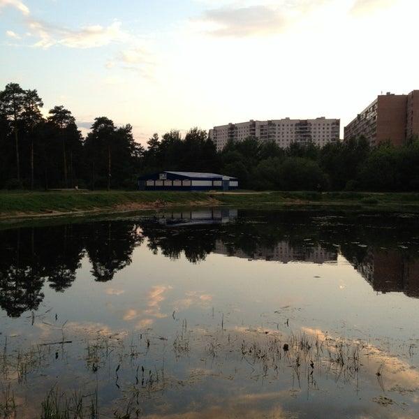 Photo taken at Салтыковский лесопарк by Сергей Г. on 6/16/2013