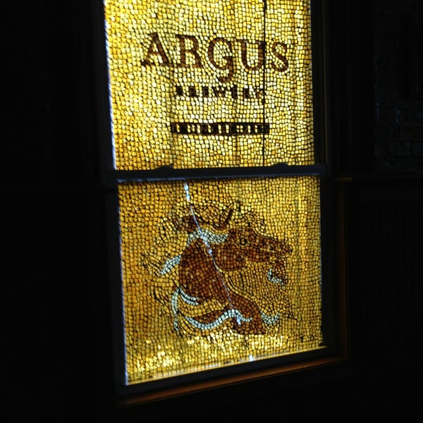 Photo taken at Argus Brewery by Jarrett P. on 3/18/2013