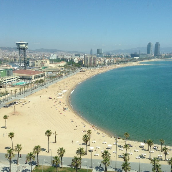 Photo taken at W Barcelona by Iwao H. on 6/6/2013