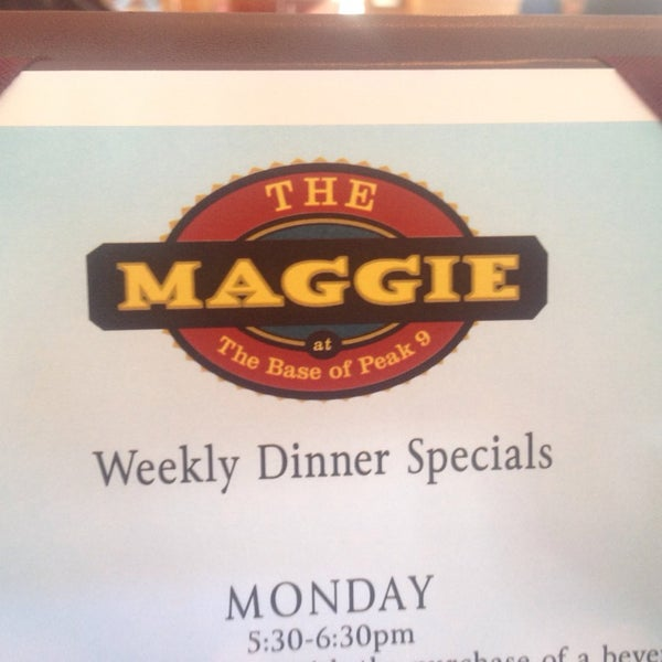 Photo taken at The Maggie at Peak 9 Base by Maggie R. on 11/28/2013
