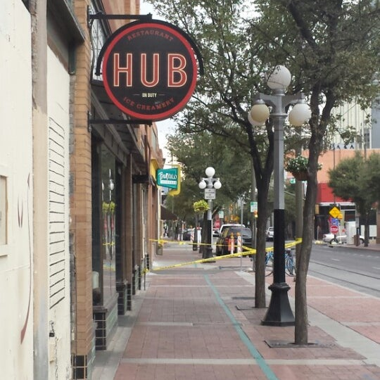 Hub - American Restaurant in Tucson