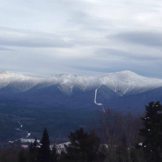 Photo taken at Bretton Woods by Shar D. on 11/22/2014