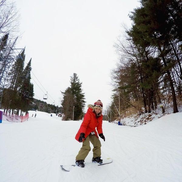 Photo taken at Pat's Peak Ski Area by cartoonztnz w. on 1/17/2016