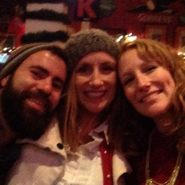 Photo taken at Blarney Stone Bar & Restaurant by Mandy E. on 12/29/2014