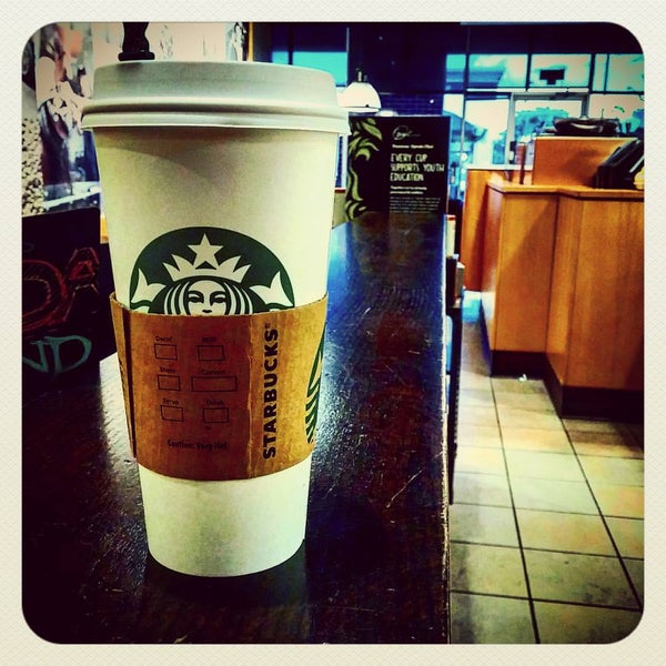 Photo taken at Starbucks by Shelby R. on 9/7/2015
