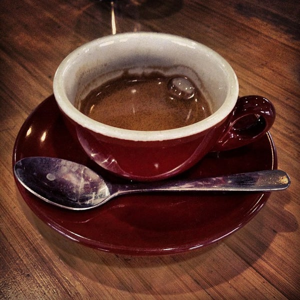 Photo taken at Folsom St. Coffee Co. by Drew F. on 11/26/2012