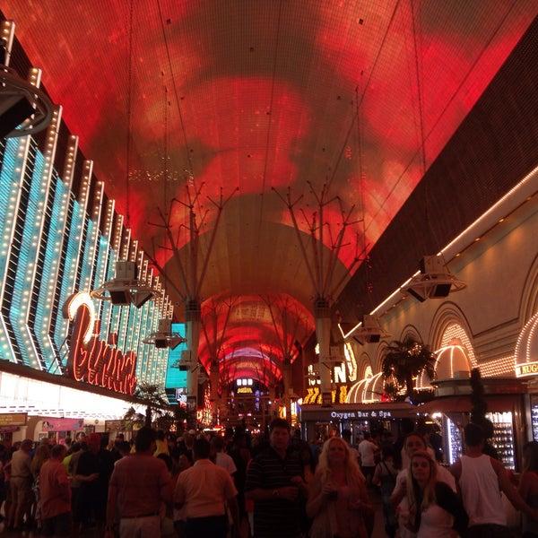 Photo taken at Downtown Las Vegas by Ismail K. on 7/24/2015