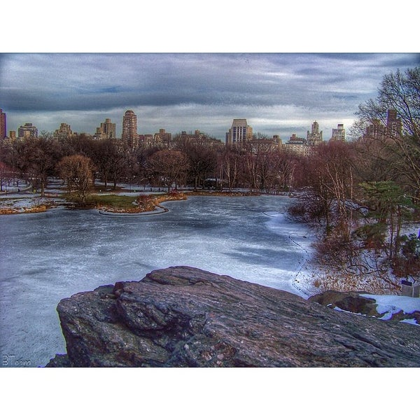 Photo taken at Belvedere Castle by Robert G. on 3/15/2014