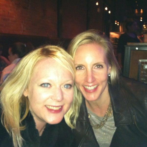Photo taken at Cornerstone Bar & Grill by Annie B. on 3/3/2013