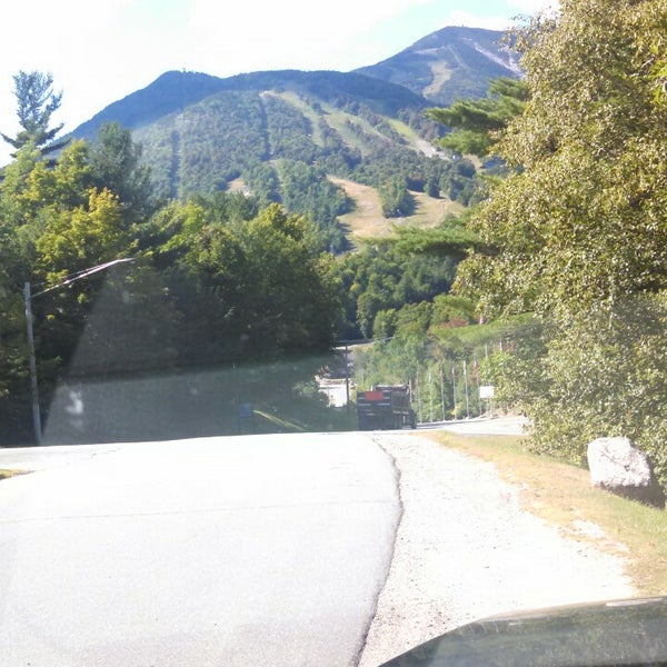Photo taken at Whiteface Mountain by Tom B. on 9/8/2014