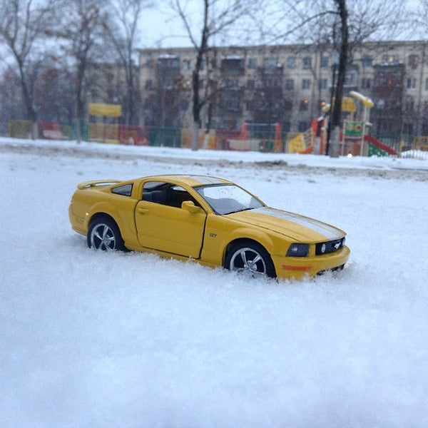 Photo taken at Улица Дмитрия Ульянова by Daniel D. on 12/31/2014