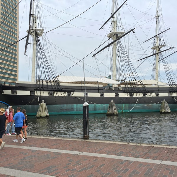 Photo taken at USS Constellation by Tiny J. on 5/30/2016