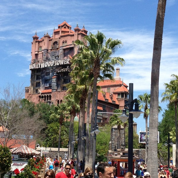 Photo taken at Disney's Hollywood Studios by Paul J. on 4/15/2013