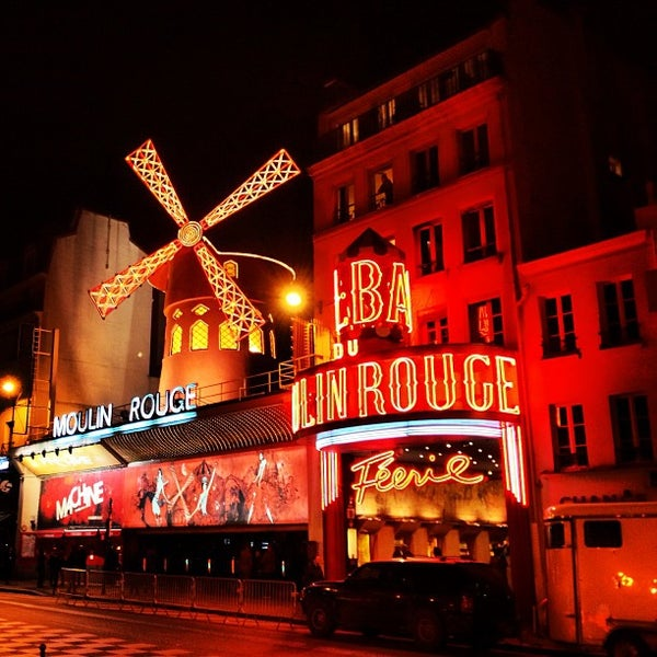 Photo taken at Moulin Rouge by Gianluca F. on 7/19/2013