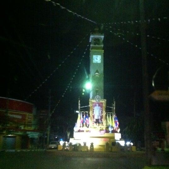 Photo taken at วัดดอนตูม บ้านโป่ง by Hua on 6/11/2012