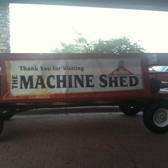machine shed restaurant lake elmo