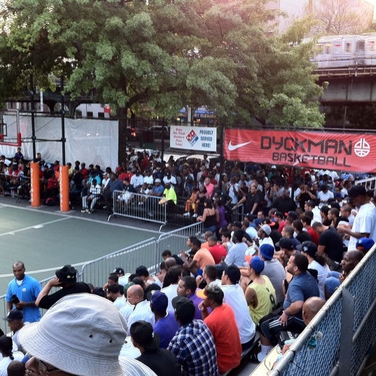 Dyckman Basketball Court - Basketball Court in Inwood